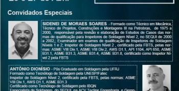 INTERPRETAÇÃO DE CÓDIGOS E NORMAS INTERNACIONAIS PARA FABRICAÇÃO E MONTAGEM - Curso FBTS